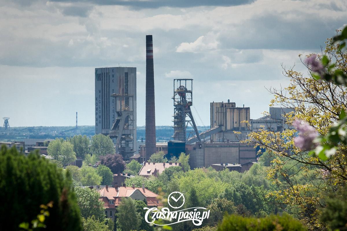 Kopalnia bielszowice - śląskie widoki