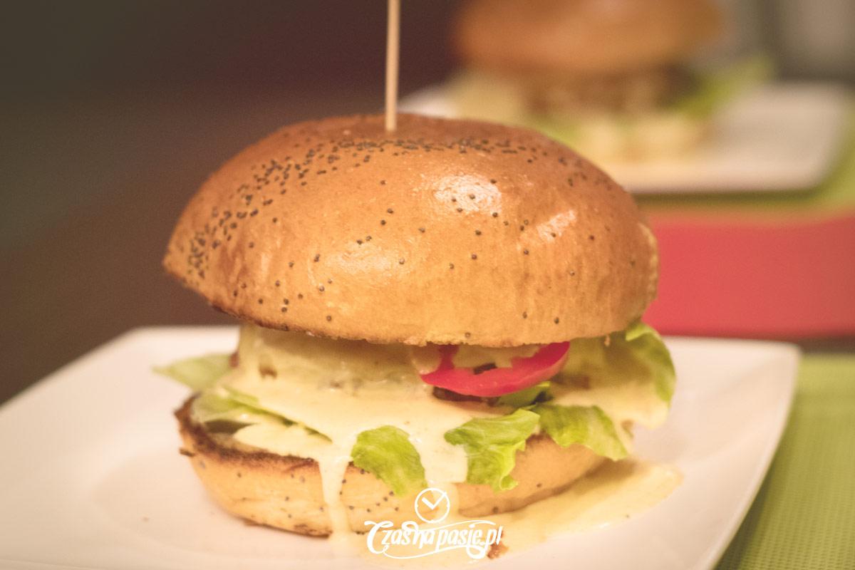 Burger ala Czas na pasje